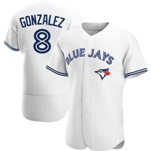 Alex Gonzalez Toronto Blue Jays Authentic Home Jersey - White