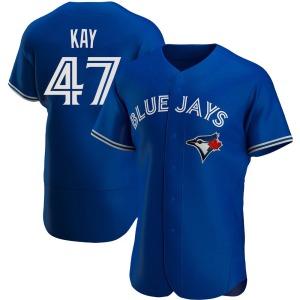 Anthony Kay Toronto Blue Jays Authentic Alternate Jersey - Royal