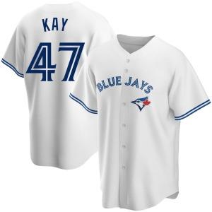 Anthony Kay Toronto Blue Jays Replica Home Jersey - White