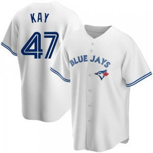 Anthony Kay Toronto Blue Jays Youth Replica Home Jersey - White