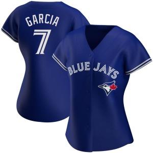 Damaso Garcia Toronto Blue Jays Women's Replica Alternate Jersey - Royal