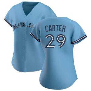 Joe Carter Toronto Blue Jays Women's Replica Jersey - Blue