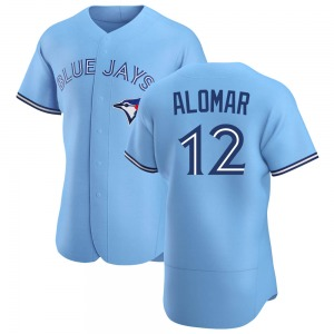 Roberto Alomar Toronto Blue Jays Authentic Powder Alternate Jersey - Blue