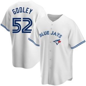 Zack Godley Toronto Blue Jays Replica Home Jersey - White
